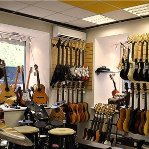 Музыкальные магазины Туймазов