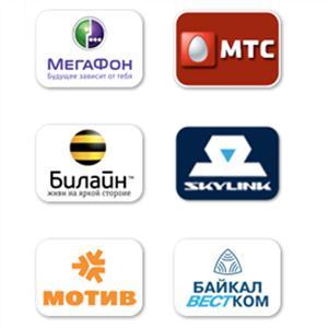 Операторы сотовой связи Туймазов