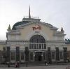 Железнодорожные вокзалы в Туймазах