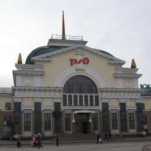 Железнодорожные вокзалы Туймазов