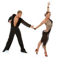 Школа социальных танцев Alfa Dance - иконка «танцы» в Туймазах